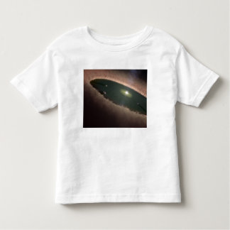 A gap in a protoplanetary, or planet-forming tee shirts