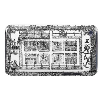 A Garden, from ' The Gardener's Labyrinth', 1577 ( iPod Case-Mate Case