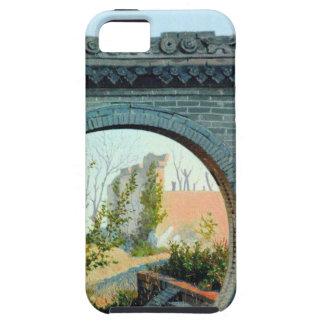 A Garden gate in Chuguchak by Vasily Vereshchagin iPhone SE/5/5s Case