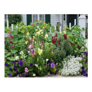 A Garden Grows Postcard