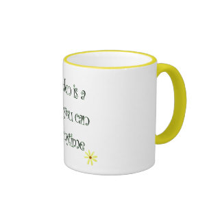 A garden is a friend you can visit anytime coffee mug