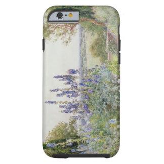 A Garden Near the Thames (w/c) Tough iPhone 6 Case