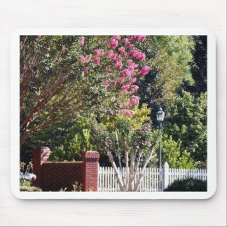 A Garden of Serenity and Peace Mouse Pad