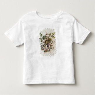 A garden textile design , from 'Oeuvre contenant u Toddler T-shirt
