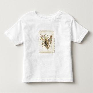 A garden textile design, from 'Oeuvre contenant un Toddler T-shirt