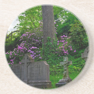 A Gardens Rest Coaster