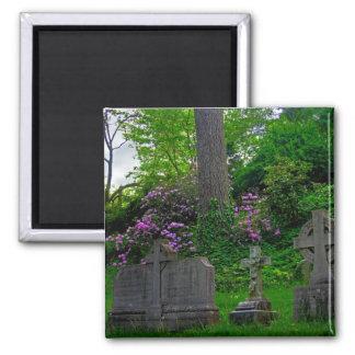 A Gardens Rest Magnet