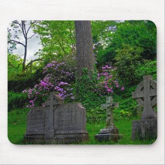 A Gardens Rest Mousepad