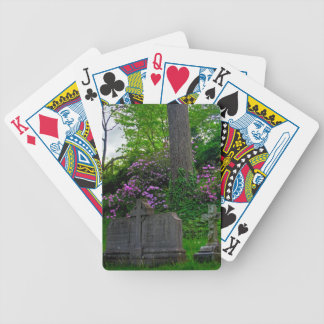 A Gardens Rest  Playing Cards