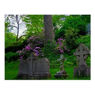 A Gardens Rest PostCard