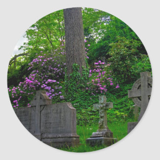 A Gardens Rest Stickers