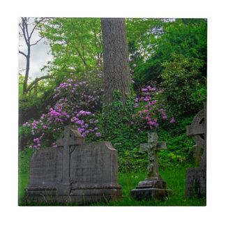 A Gardens Rest Tile