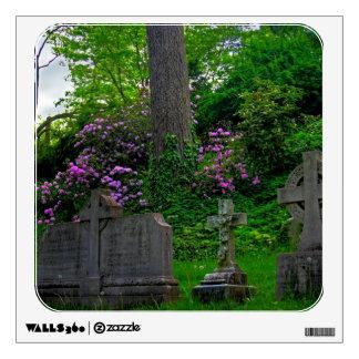 A Gardens Rest Wall Decal