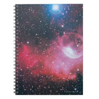 A Gaseous Nebula Notebook