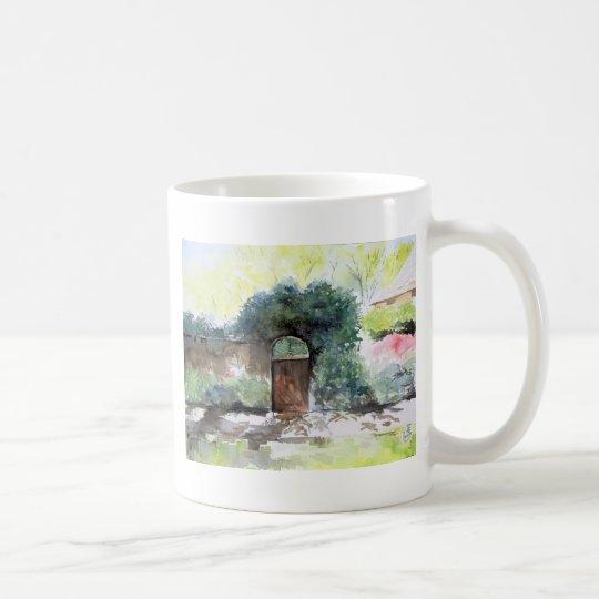 A Gate - Englis House Estate, Ann Arbor Michigan Coffee Mug