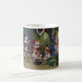 """A Gathering of Faeries"" Mug"