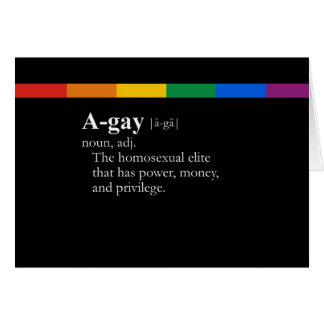 A-GAY GREETING CARDS