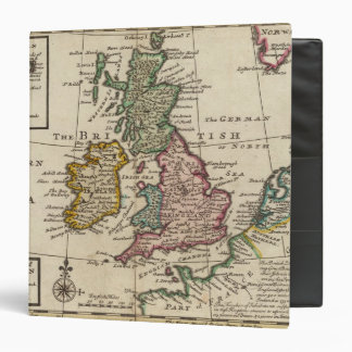 A general map of Great Britain and Ireland Binder