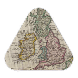 A general map of Great Britain and Ireland Speaker