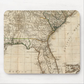 A General Map of the Southern British Colonies Mouse Pad