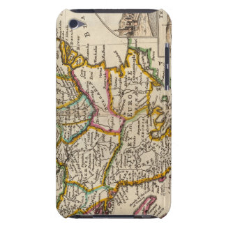 A general map of Turkey in Europe iPod Touch Cases