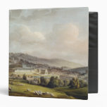 A General View of Bath, from 'Bath Illustrated by 3 Ring Binders