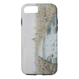 A General View of the City of London and the River iPhone 8/7 Case