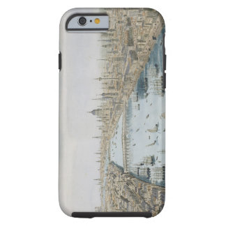 A General View of the City of London and the River Tough iPhone 6 Case