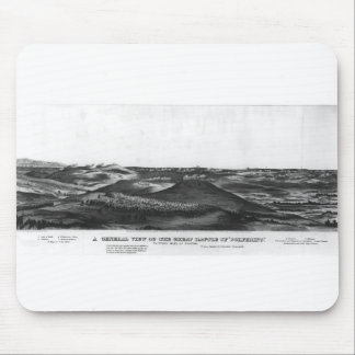 A General View of the Great Battle of Mousepads