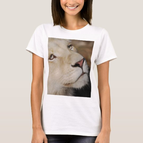 A gentle lion face South Africa T-Shirt