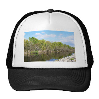 A Gentle    Stream Trucker Hat