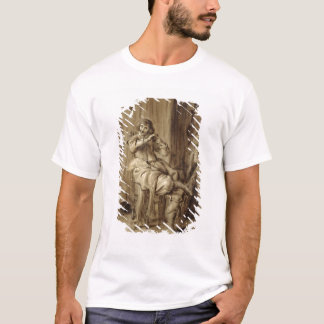A Gentleman at his Toilet, 1660 T-Shirt