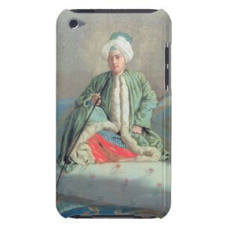 A Gentleman Seated on a Couch iPod Touch Cover