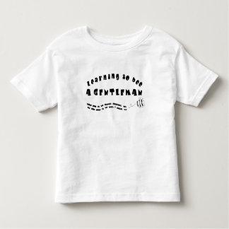 A Gentleman Toddler T-shirt