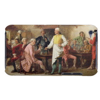A Gentleman's Debate, 1881 (oil on panel) Barely There iPod Case