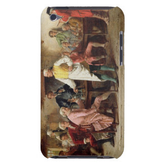 A Gentleman's Debate, 1881 (oil on panel) iPod Touch Cases