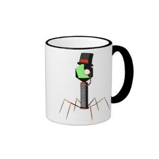 A Gentleman's Microorganism... Ringer Mug