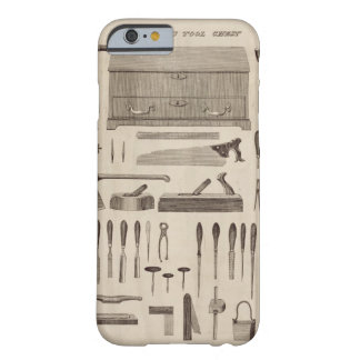 A Gentleman's Tool Chest, from the catalogue of Cu Barely There iPhone 6 Case