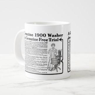 A Genuine 1900 Washer Jumbo Mug