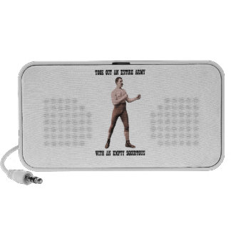 A Genuine Overly Manly Man iPod Speakers
