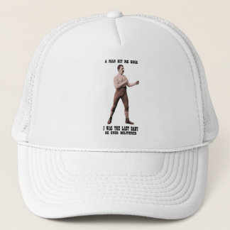 A Genuine Overly Manly Man Trucker Hat