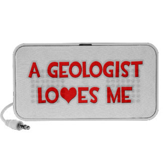 A Geologist Loves Me Speakers