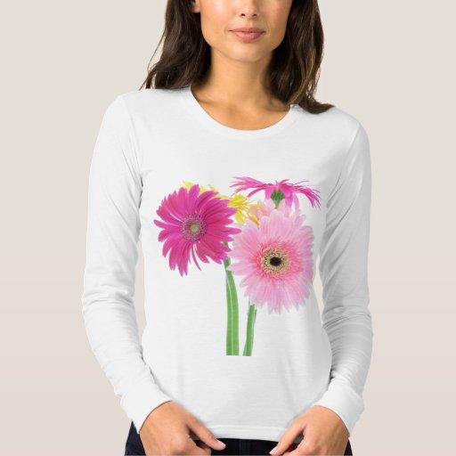 A Gerbera Daisy Flowers T-Shirt