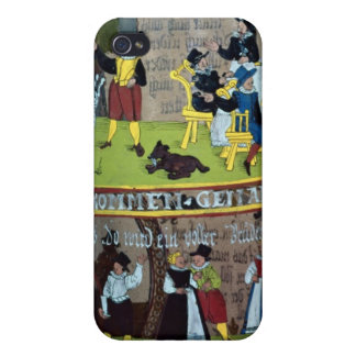 A German enamelled Humpen Cover For iPhone 4