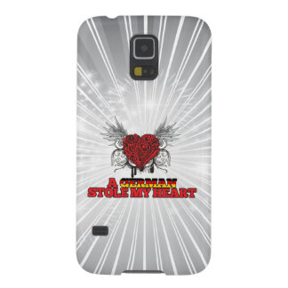 A German Stole my Heart Case For Galaxy S5