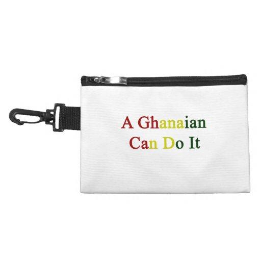 A Ghanaian Can Do It Accessory Bag