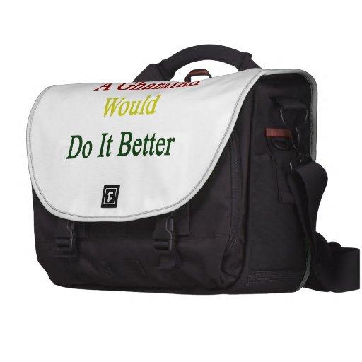 A Ghanaian Would Do It Better Laptop Bag