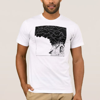 A Ghost in a Burning House T-Shirt
