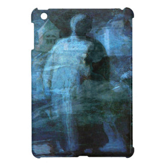 A Ghostly Walk in the Dark iPad Mini Cases