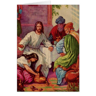 A Gift for Jesus Card